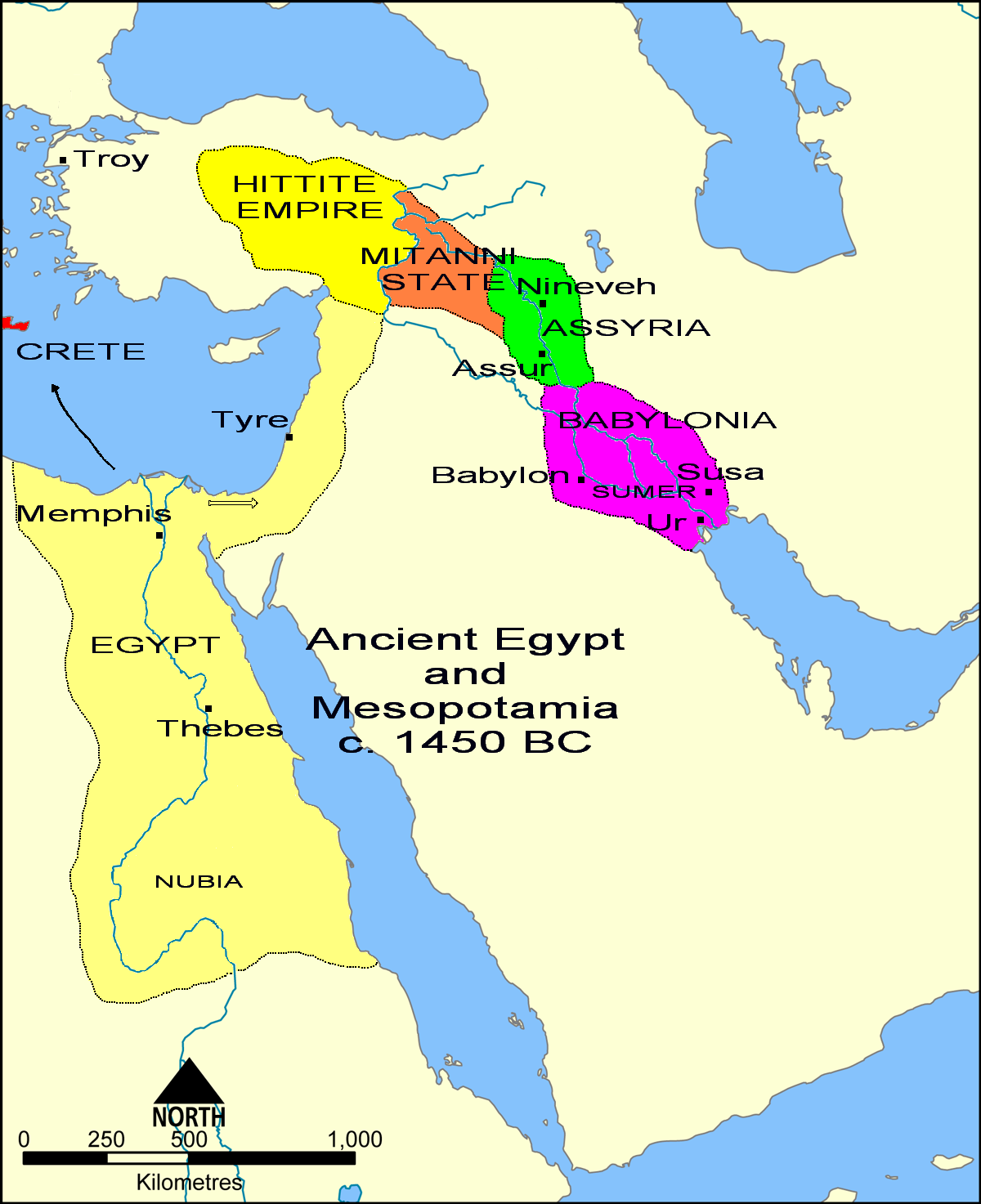 Civilizations and so on (A Brief History of Humankind)