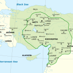 hittite_map